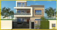 35×70 House Plan | Basement + 2 Floors