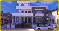 50 x 90 HousePlan with Basement + 2 Floors