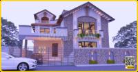 50 x 90 HousePlan | Basement + 2 Floors