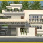 60x90 Houseplan