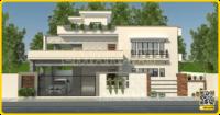 60x90 Houseplan | Basement + 2 Floors