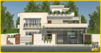 60x90 House Plan | Basement + 2 Floors