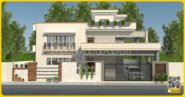 60x90 House Plan