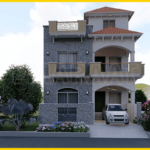 25 x 40 House Plan
